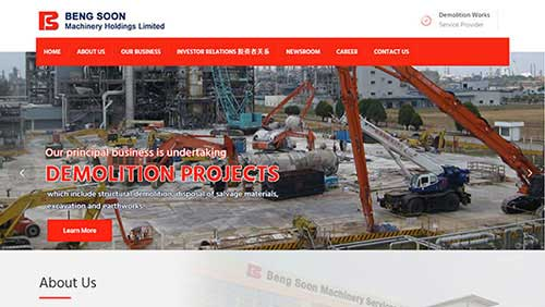 Beng Soon Machinery Holdings Ltd