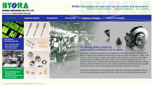 Byora Precision (S) Pte Ltd