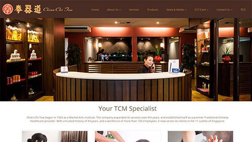 Chien Chi Tow Healthcare Pte Ltd