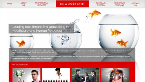 DN & Associates Executive Search Pte Ltd