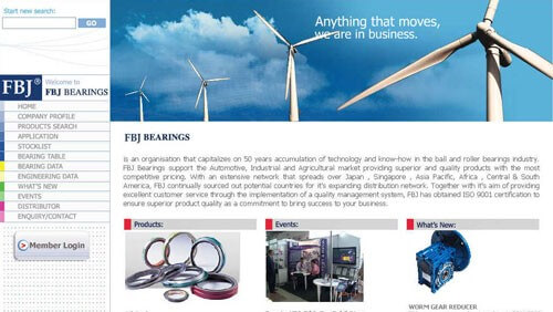 FBJ-Bearings International