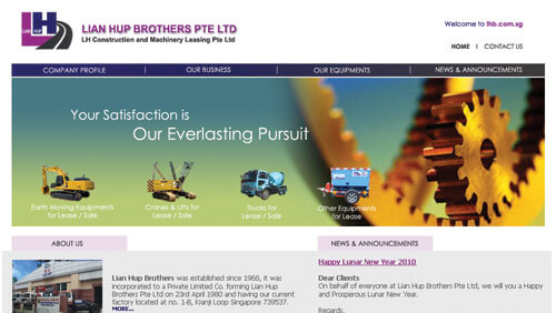 Lian Hup Brothers Pte Ltd