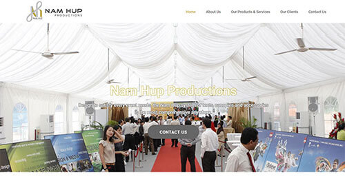 Nam Hup Productions Pte Ltd